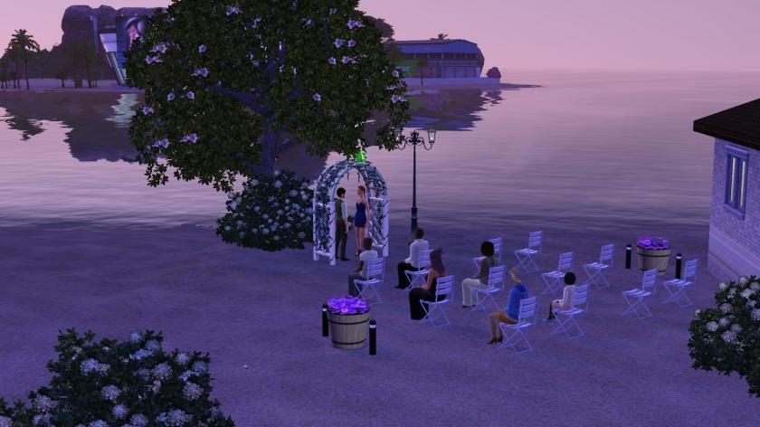 Colette's wedding